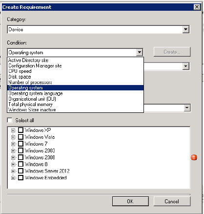 SCCM 2012: Application Deployment Requirements | Microsoft