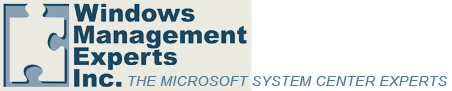 Microsoft System Center Consulting | Windows Management Experts