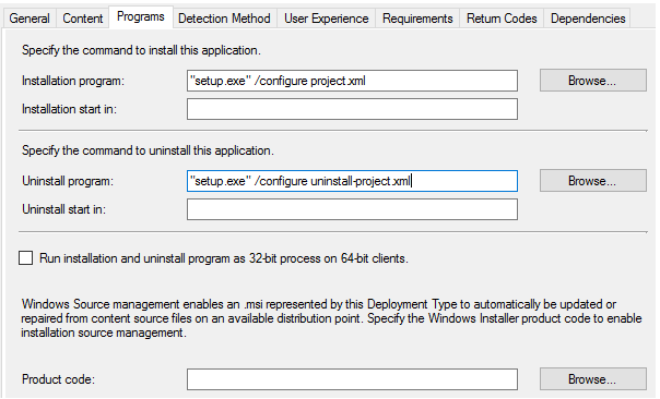 Deploy KMS Project/Visio Alongside Office 365 Suite