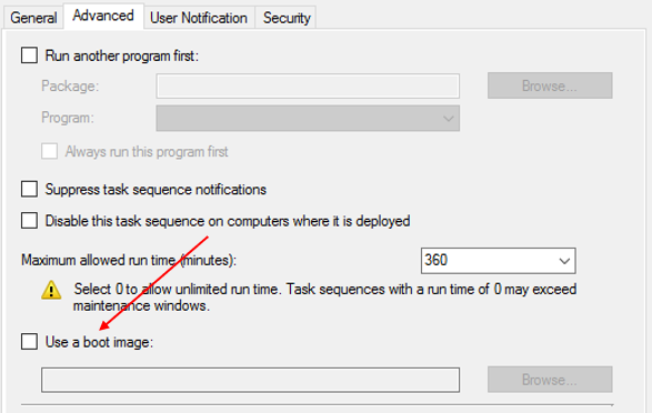Nested Task Sequences in ConfigMgr | Microsoft Cloud