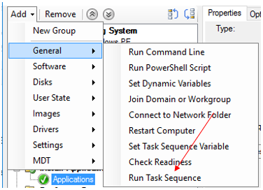 Nested Task Sequences in ConfigMgr   Microsoft Cloud Solutions