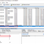 Microsoft Endpoint Manager – Azure AD Connect synchronization status